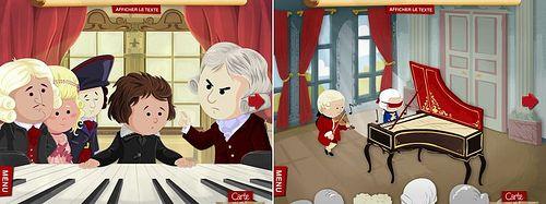 Beethoven & Mozart – Biographie (Jeunesse)