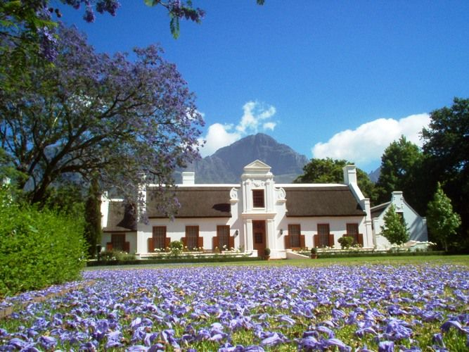 Lourensford Wine Farm, Somerset West, South Africa.