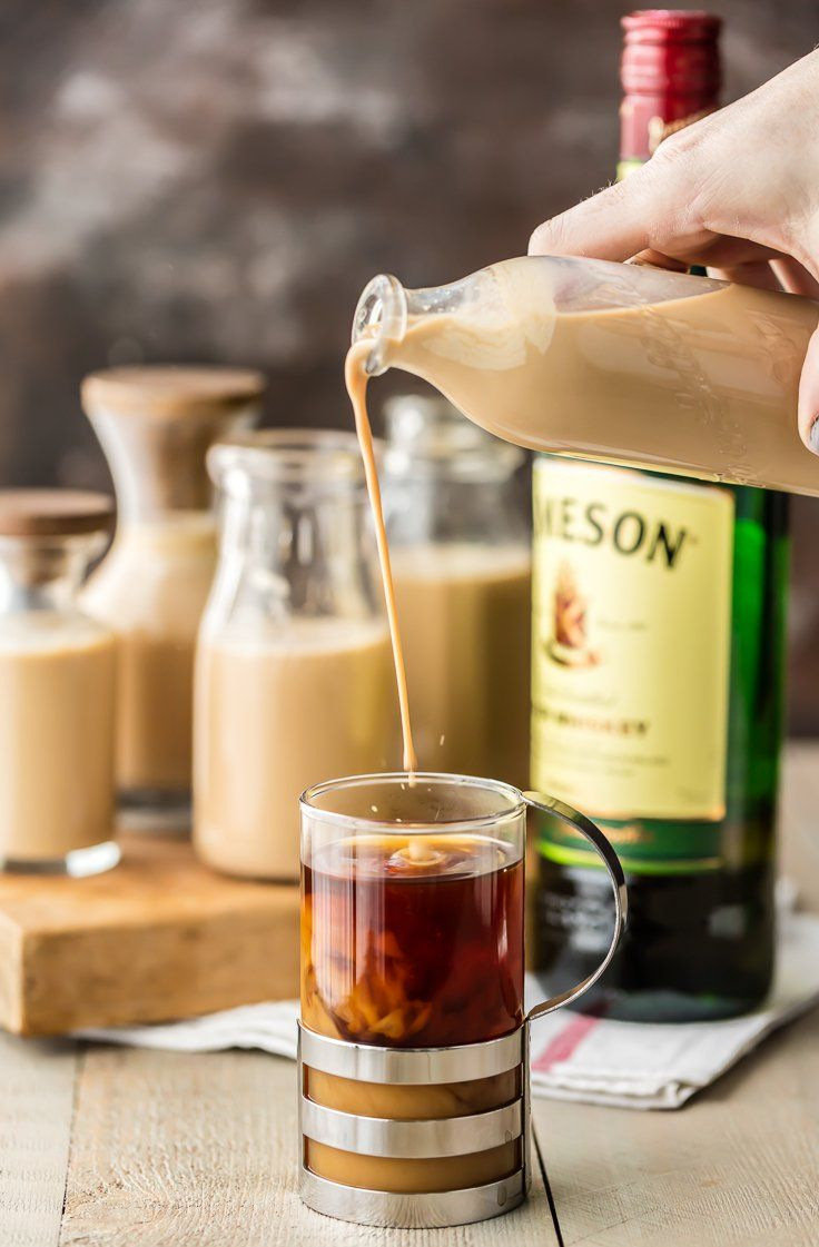 What do coffee, cocktails, and ice cream have in common?  Ideally, Irish cream.  Find out how to make your own Irish cream at home.