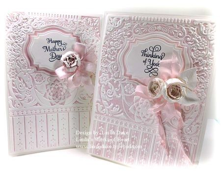No Time To Stamp? » NEW Spellbinders 3D M-Bossabilities – by Linda Duke