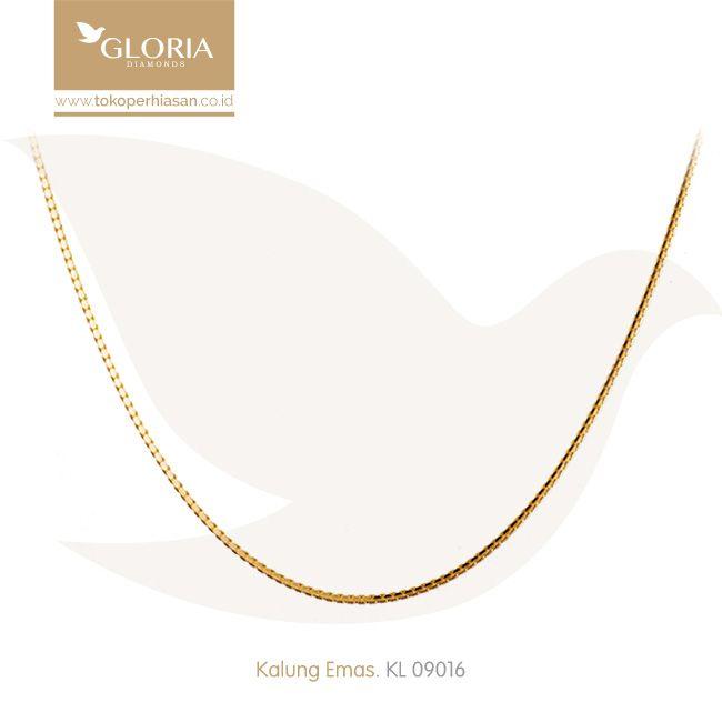 Kalung Panjang Model Italy Santa. #goldnecklace #necklace #goldstuff #gold #goldjewelry #jewelry #perhiasanemas #kalungemas #tokoperhiasan #tokoemas