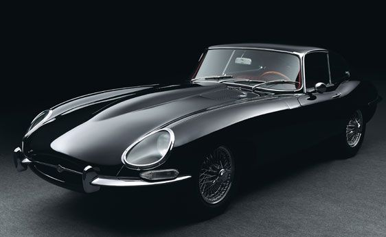 1966 Jaguar E-Type Series I 4.2 Fixed Head Coupé