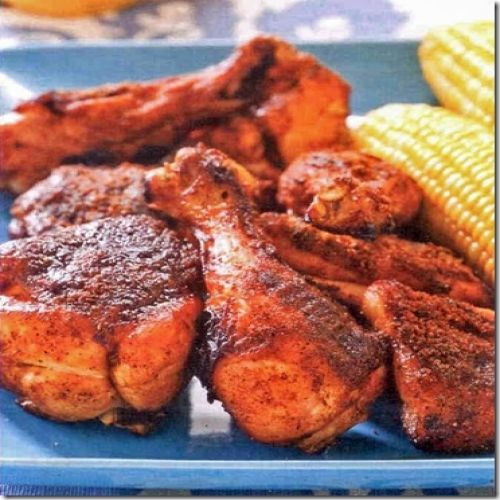 Dry rub recipe for grilling chicken