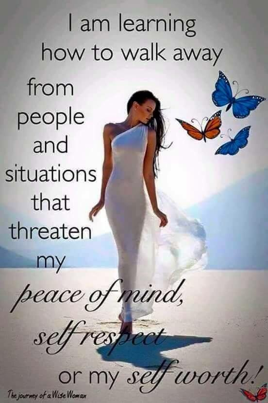 Peace of mind .... ♥♥ ....