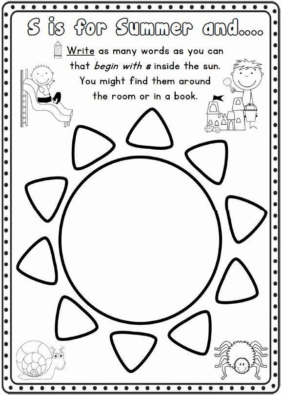 Pin On Top Worksheets For Preschoolers