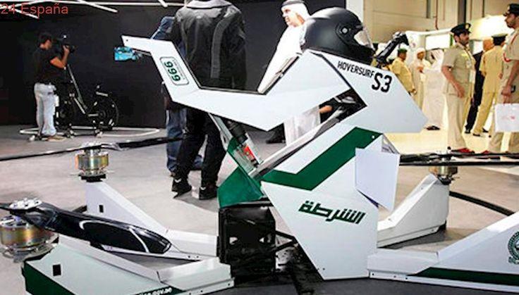 Lo más loco en seguridad ciudadana: Del control de fronteras con peces virtuales a la moto-dron