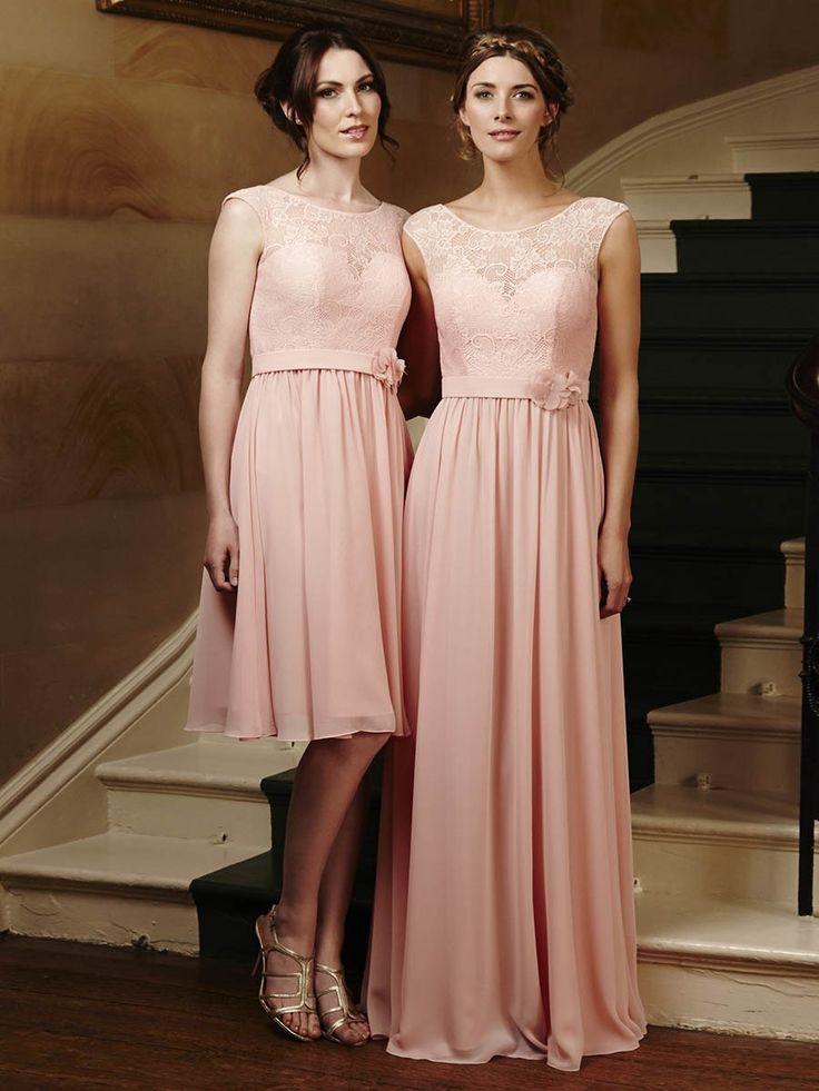 43 best Alexia Bridesmaids images on Pinterest | Bridal gowns, Short ...