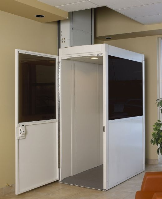 17 best home elevators images on pinterest elevator for Small elevators for homes