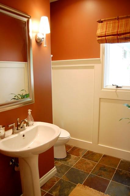 33 Shades Of Green Home Tour. Brick BathroomBathroom ... Part 76