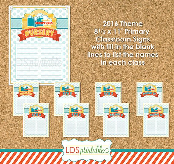 19 best primary library images on pinterest lds primary for Idea door primary sharing time