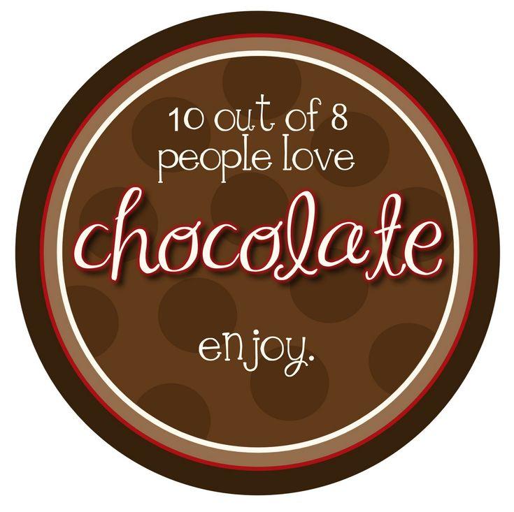 Chocolate…Oh my…Darling Doodles   Darling Doodles