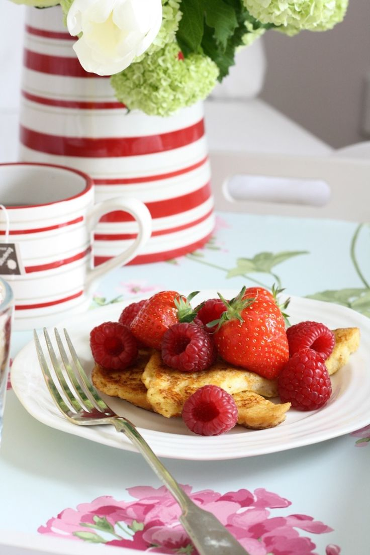 Laura Ashley Blog | ONE FOR THE WEEKEND: A DELICIOUS BREAKFAST IN BED | http://blog.lauraashley.com