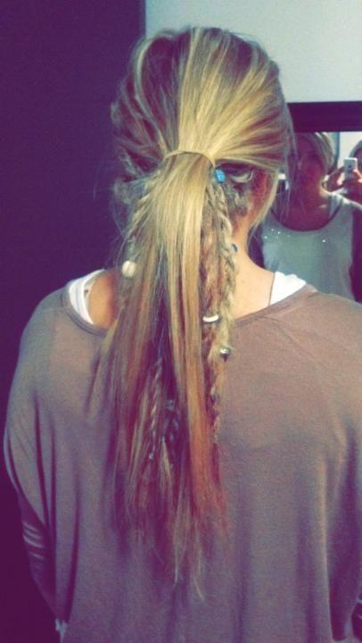 Dreads Bottom Half Dreadlocks Hairstyles Hair