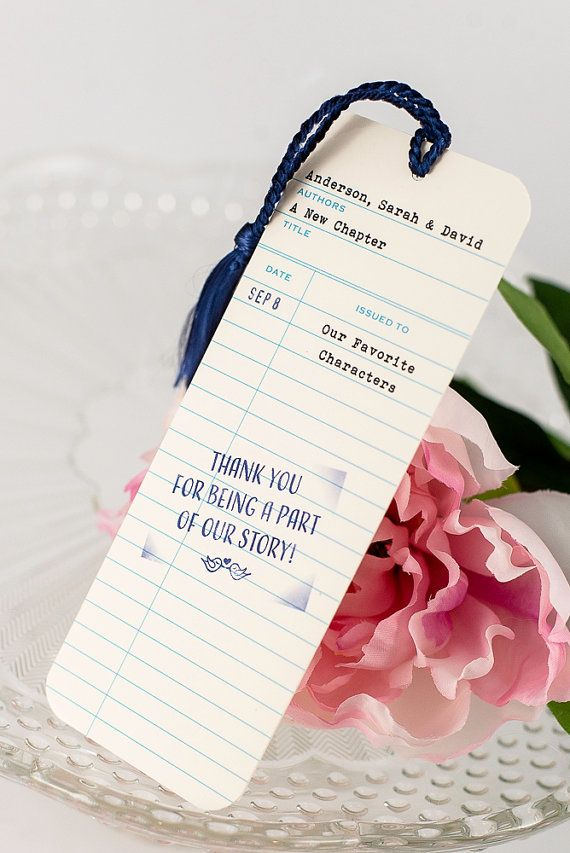 Hey, I found this really awesome Etsy listing at https://www.etsy.com/listing/466051670/library-check-out-card-wedding-bookmark