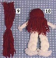 Easy Yarn Dolls - How to Make Yarn Dolls