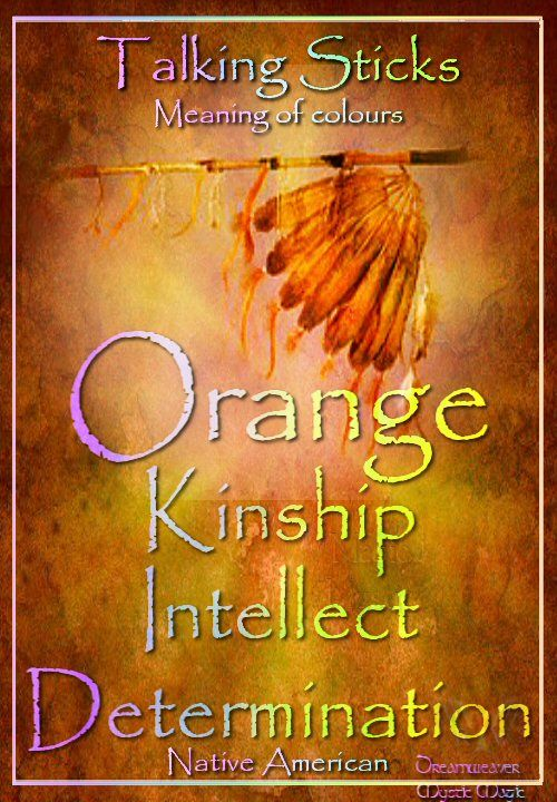 Orange - Kinship Intellect Determination