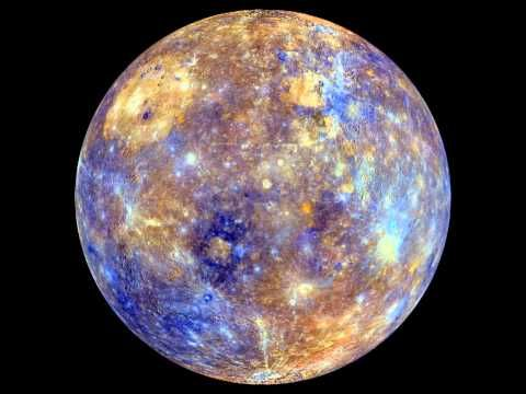For the first time, the entire surface of planet Mercury has been mapped. Detailed observations of the innermost planet's surprising crust have been ongoing since the robotic MESSENGER spacecraft first passed Mercury in 2008 and began orbiting in 2011. Previously, much of the Mercury's surface was unknown as it is too far for Earth-bound telescopes to see clearly