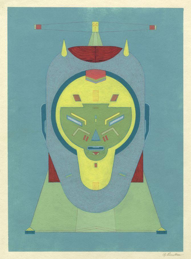 """Big Mother,"" a New Book by Raymond Lemstra: Juxtapoz-RaymondLemstra001.jpg"
