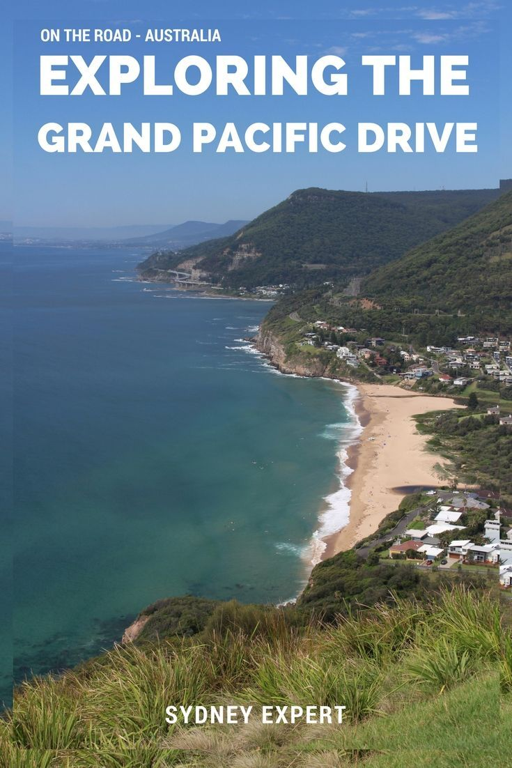 Looking to get off the beaten track on a day trip out of Sydney? One of Australia's newer tourist routes, The Grand Pacific Drive starts about 30km north of the city centre at the entry to the Royal National Park and continues all the way to Kiama.