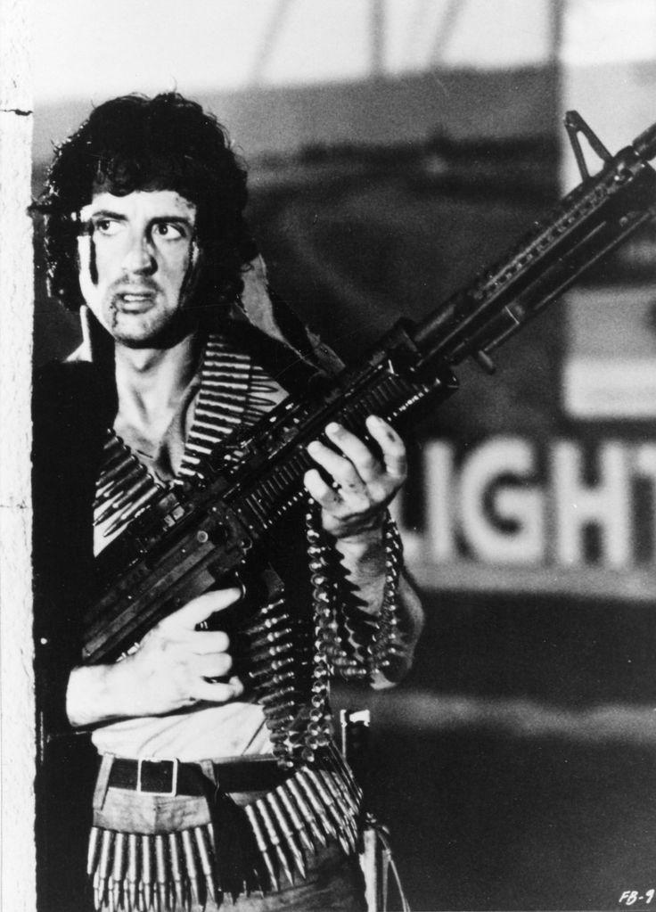 Rambo First Blood 1982