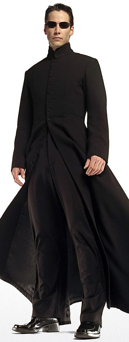Keanu Reaves--The Matrix (Neo)