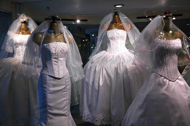 5 Tips for Choosing a Wedding Dresses