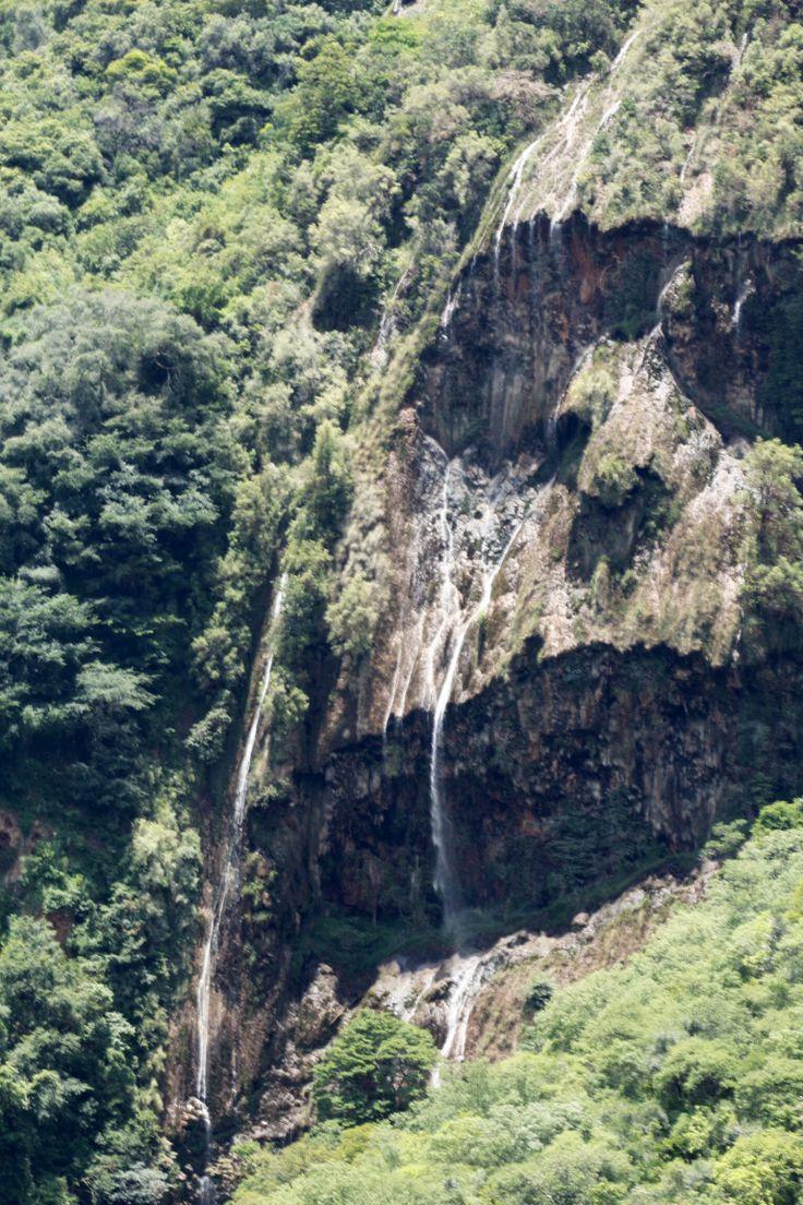 Blyde river canyon, crying man