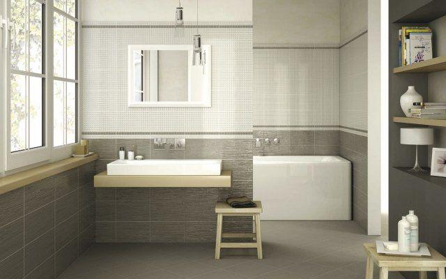 salle de bain gris et blanc - Recherche Google