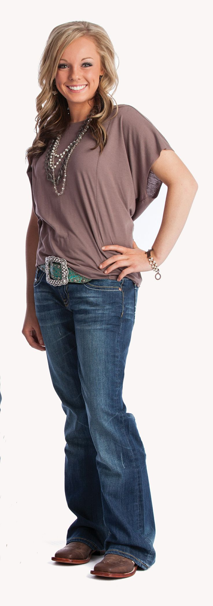 This adorable top features an embroidered cross on the back. Perfect for those casual summer days. #NRSshopping
