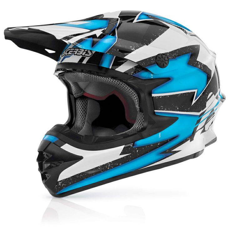Casco Motocross Acerbis X-Pro Firefly OFERTA!!! 110.00€