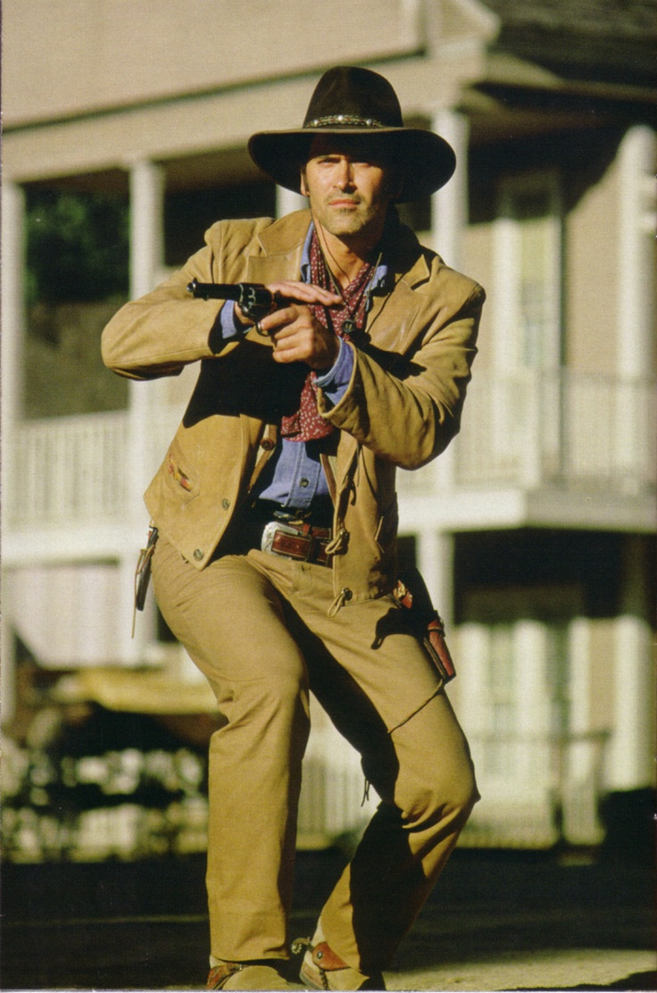 Bruce Campbell The Adventures Of Brisco County Jr The