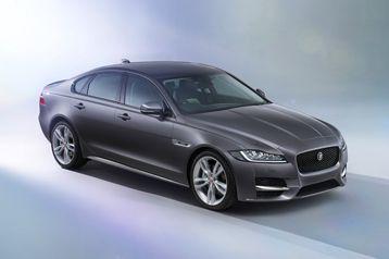 Jaguar XF 2015 - EURO NCAP