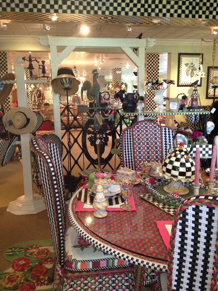 Home Decorating Help: More Mackenzie Childs Fabulocity!