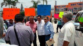 Maestros de la CNTE corren a Ulises Ruiz de Chiapas