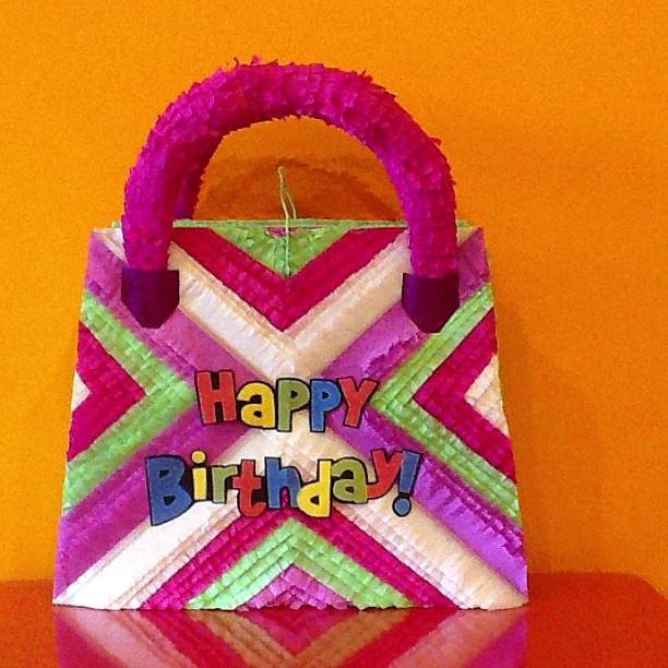 a big happy bag