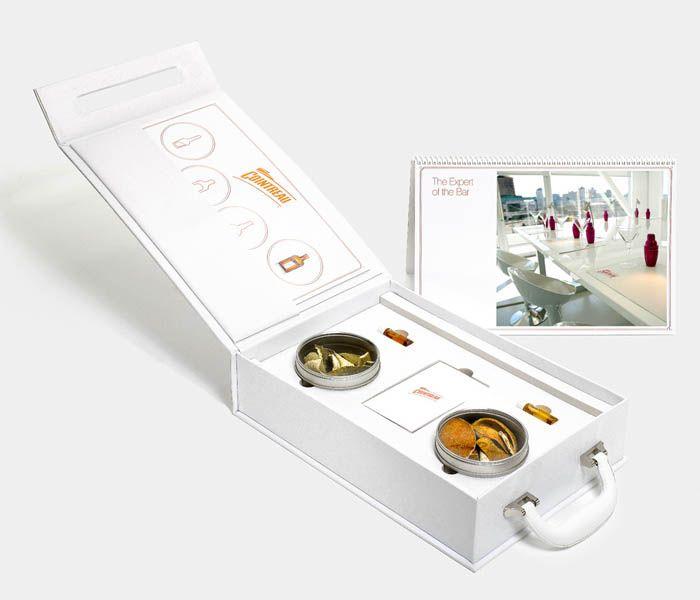 Cointreau Bartender's Education Kit — The Dieline - Branding & Packaging