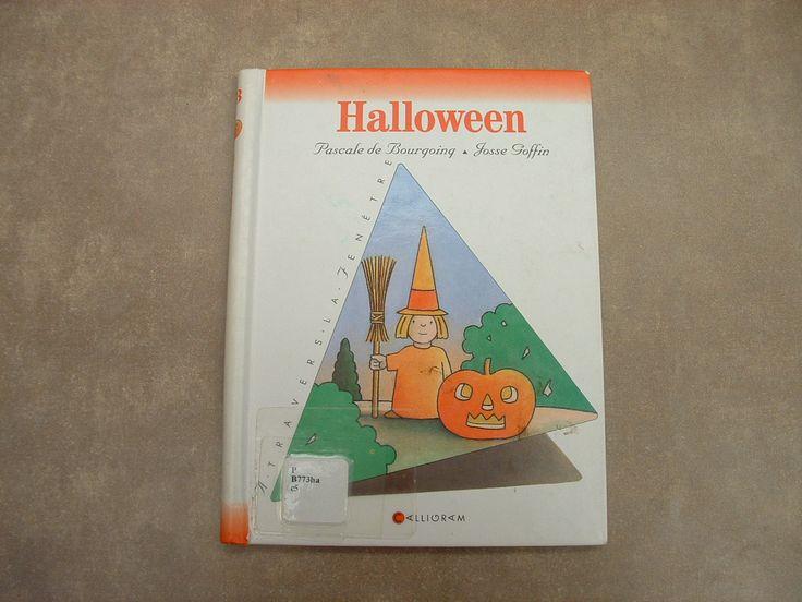 CPRPS 31997000839258 Halloween. Un petit récit agrémenté de (cinq) films transparents. [SDM]