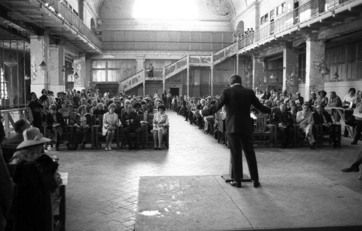Ellis Island End