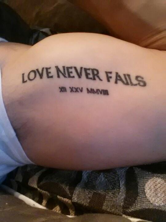 Love Failure Tattoos