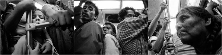 21 fotografías de un viaje por el metro como nunca lo has visto - Cultura Colectiva