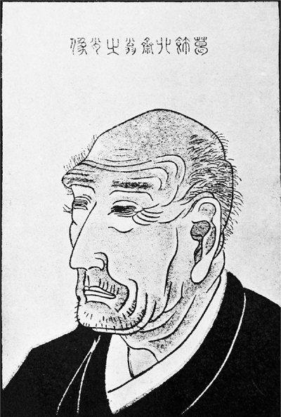 hokusai-portrait