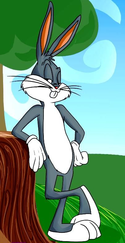 1940 – The animated short A Wild Hare is released, introducing the character of Bugs Bunny. | Bugs Bunny (picture 4) cartoon images gallery | CARTOON VAGANZA