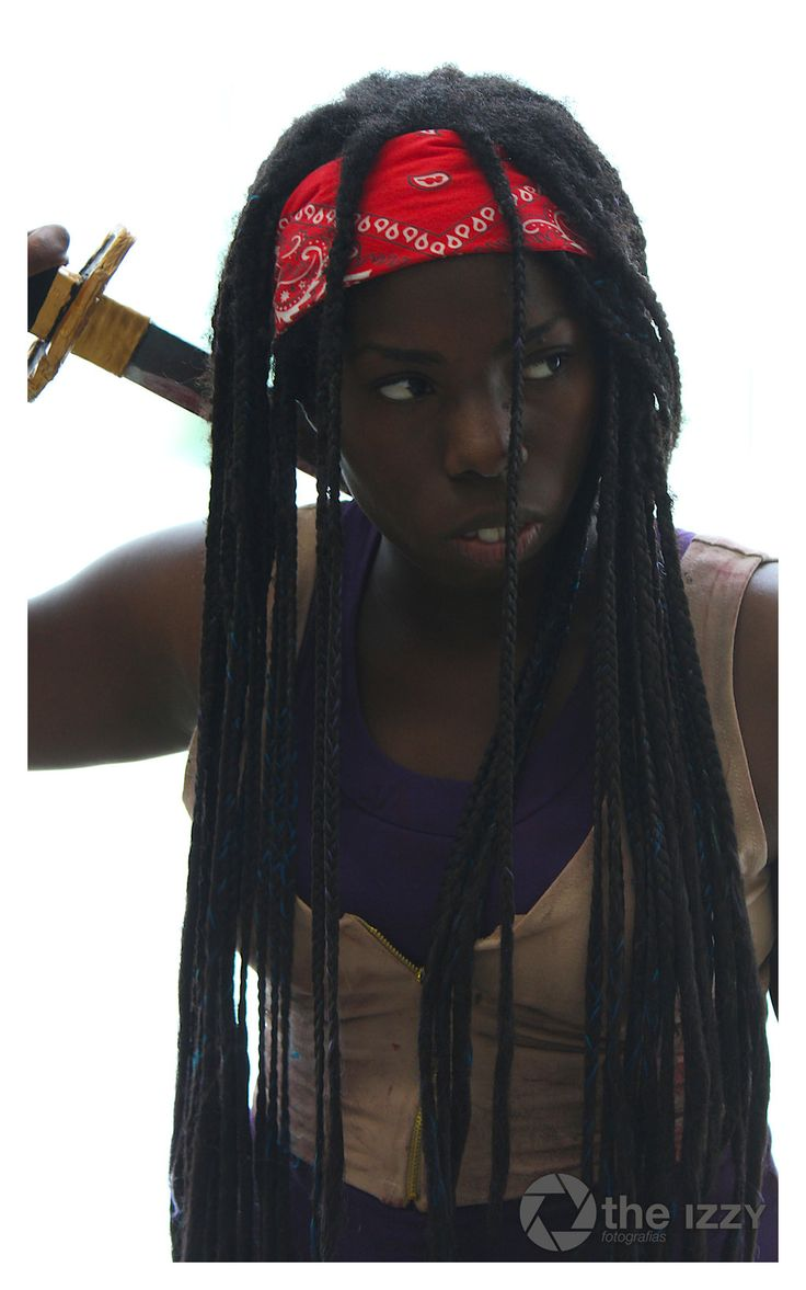 Michonne (The Walking Dead) by nay-only.deviantart.com