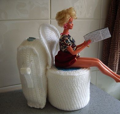 Lets Have Fun With Toilet Roll Holders