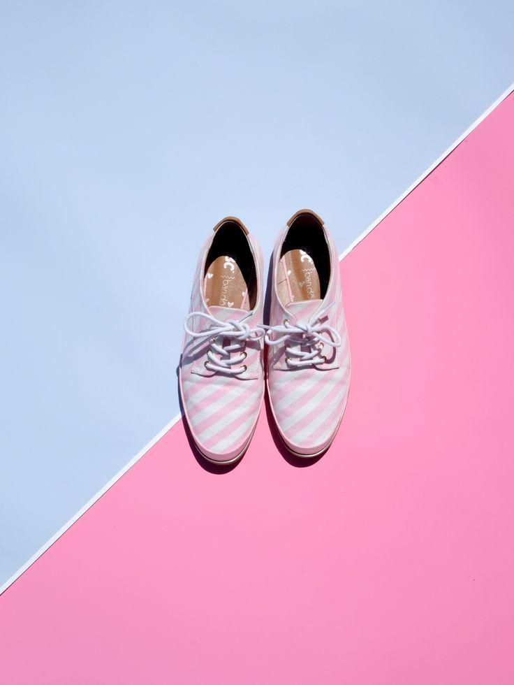 ban.do x bcfootwear!
