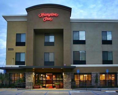 Hampton Inn Carlsbad-North San Diego County Hotel, CA - Front of Hotel