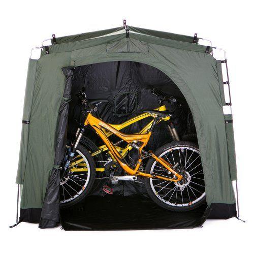 YardStash II Portable Outdoor Storage Tent - Storage Sheds at Hayneedle  sc 1 st  Pinterest & Best 25+ Tent storage ideas on Pinterest | Camping storage ideas ...