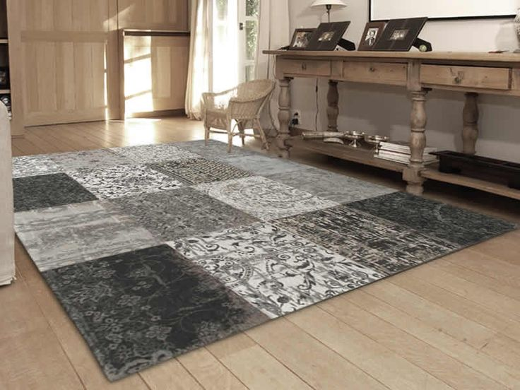 56 best Black And White Area Rugs images on Pinterest White carpet
