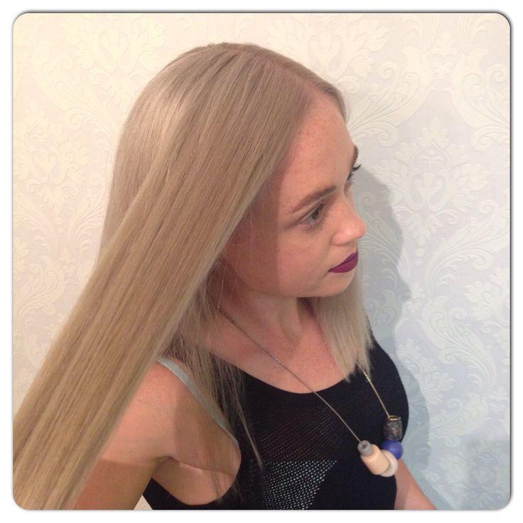 Blonde beauty  www.chillicouture.com.au