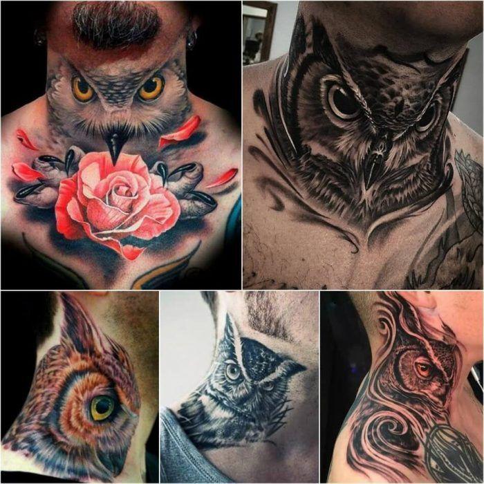 Best Neck Tattoo Ideas For Men Positivefox Com Best Neck Tattoos Back Of Neck Tattoo Men Throat Tattoo